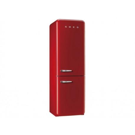 Smeg FAB32URDRN Refrigerador 11 Pies Cúbicos Rojo - Envío Gratuito