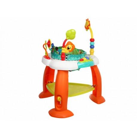 Bright Starts Bounce Baby Centro de Entrenamiento Naranja - Envío Gratuito