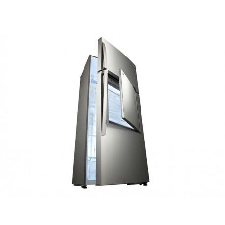 LG GT50MDP Refrigerador 18 pies Cúbicos Gris Acero - Envío Gratuito