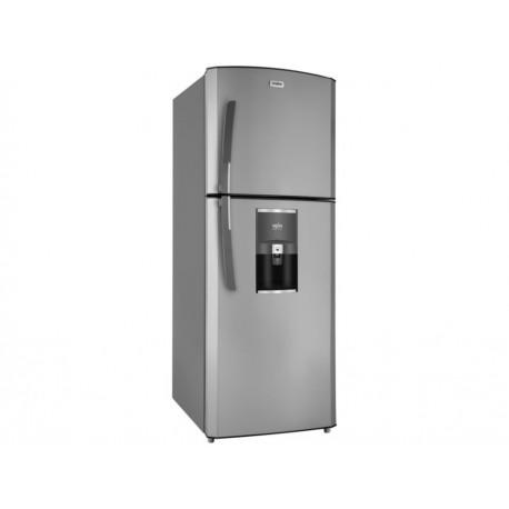 Refrigerador Mabe 14 pies cúbicos acero RME1436YMXX0 - Envío Gratuito