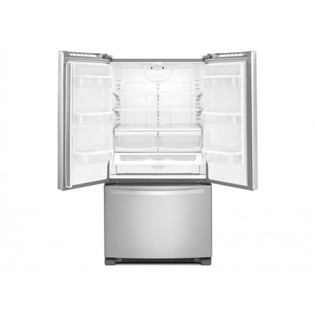 Whirlpool WRF535SMBM Refrigerador 25 Pies Cúbicos Acero - Envío Gratuito