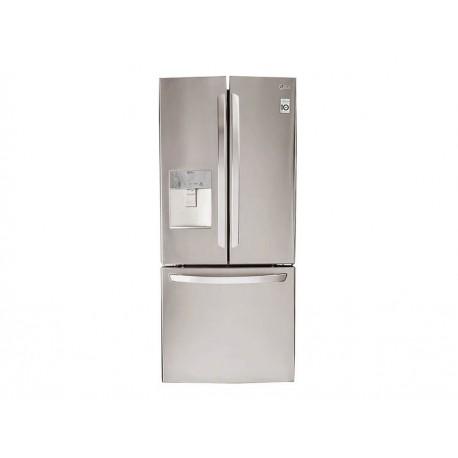 Refrigerador LG GF22WGS MS1143XT MH1443XAR acero - Envío Gratuito