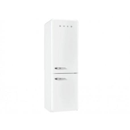 Smeg FAB32UWHRN Refrigerador 11 Pies Cúbicos Blanco - Envío Gratuito