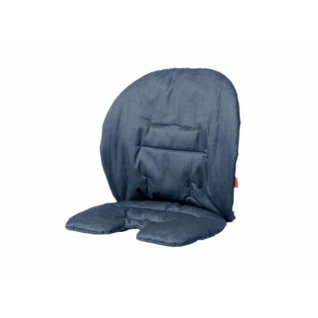 Cojín para silla Stokke azul - Envío Gratuito