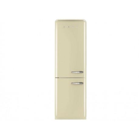 Smeg FAB32UCRLN Refrigerador 11 Pies Cúbicos Crema - Envío Gratuito