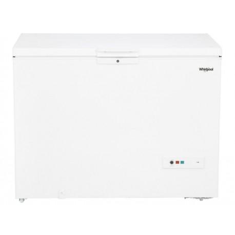 Congelador Whirlpool blanco WC11016Q - Envío Gratuito