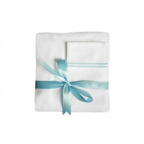 Juego de sábanas Cocolino 15010 azul - Envío Gratuito