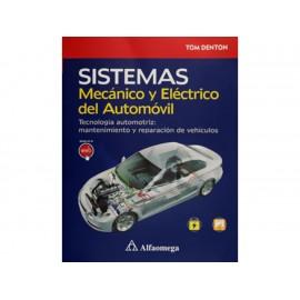 Sistemas Mecanico: Electrico Del Automovil - Envío Gratuito
