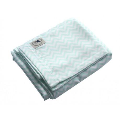 Juego de sábanas JSM0041 verde agua - Envío Gratuito