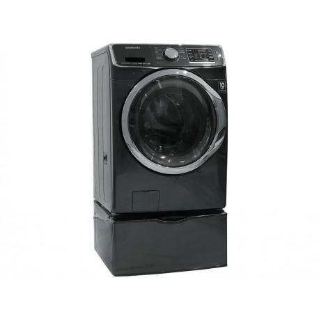 Lavadora Samsung 22 kg gris obscuro WF22H6300AG - Envío Gratuito