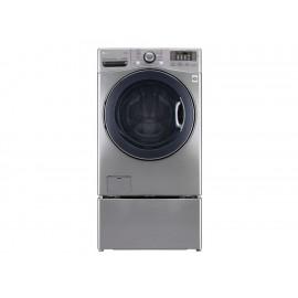 Lavasecadora LG 22 kg gris WD22VVS6 - Envío Gratuito
