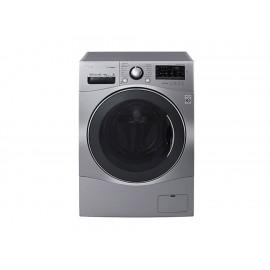 LG WD1247RDS Lavasecadora Prime Plus 12 kg Plata - Envío Gratuito
