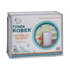 Funda Kober para Lavasecadora de Carga Frontal con Pedestal No. 132 - Envío Gratuito