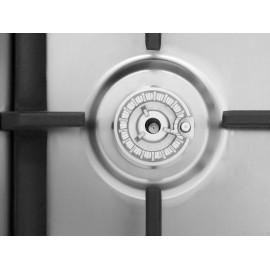 Parrilla Koblenz 70 cm acero PKGL-70 - Envío Gratuito