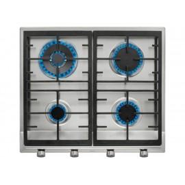 Parrilla de gas Teka 60 cm acero EX 60.1 4G AI DR CI - Envío Gratuito