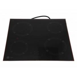 Parrilla eléctrica Ge Profile 60 centímetros negro intenso PVP6014S - Envío Gratuito
