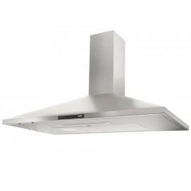 Campana de pared Mabe 90 centímetros gris acero CMP9002I - Envío Gratuito