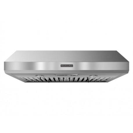 KitchenAid KXU8036YSS Campana 36 Pulgadas Plata - Envío Gratuito