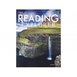 Reading Explorer 3 Student Book - Envío Gratuito