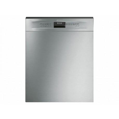 Lavavajillas Smeg 13 servicios acero LSAP8648X - Envío Gratuito