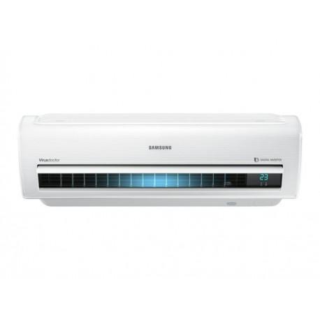 Samsung AR18KSPDMWK/AX Aire Acondicionado Minisplit Inverter 18,000 BTU's Blanco - Envío Gratuito