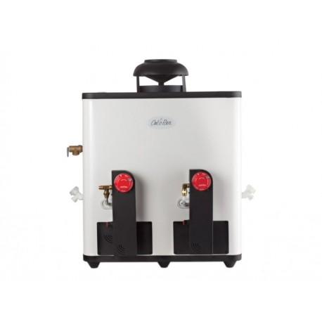 Calorex COXDP 15 Calentador de Paso a Gas LP 15 Litros Blanco - Envío Gratuito