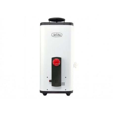 Calorex COXDP 11 Calentador de Paso a Gas LP 11 Litros Blanco - Envío Gratuito