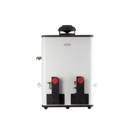 Calorex COXDP 20 Calentador de Paso a Gas Natural 20 Litros Blanco - Envío Gratuito