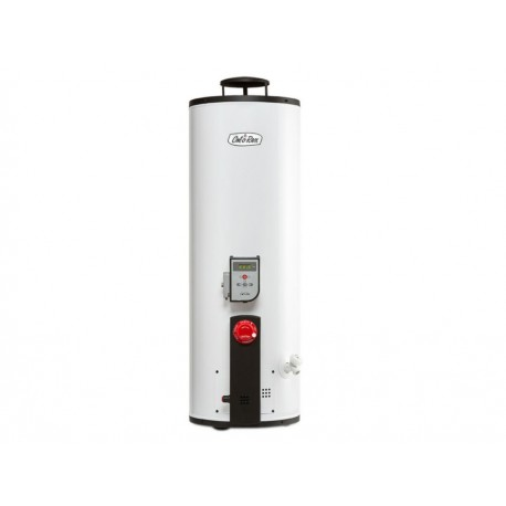 Calorex G 15 Timer Calentador de Depósito a Gas Natural 62 Litros Blanco - Envío Gratuito
