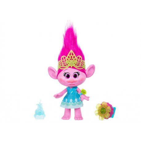 Hasbro Trolls Poppy Momento Abrazo - Envío Gratuito