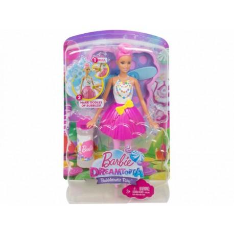 Muñeca Barbie Dreamtopia Hada Burbujas Mágicas - Envío Gratuito