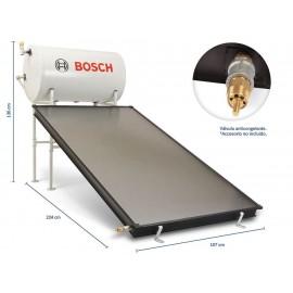 Calentador solar Bosch 150 litros blanco TSS150 - Envío Gratuito