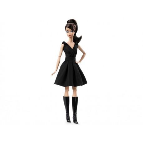 Muñeca Barbie Black Dress - Envío Gratuito
