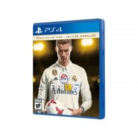 FIFA 18 PlayStation 4 Edición Ronaldo - Envío Gratuito