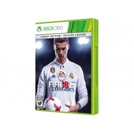 FIFA 18 Xbox 360 Edición Legado - Envío Gratuito