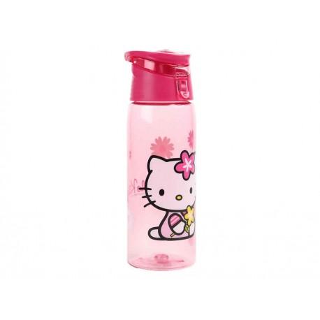 Siglo XXI Botella Tritan Hello Kitty Rosa - Envío Gratuito