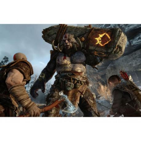 PlayStation 4 God Of War - Envío Gratuito