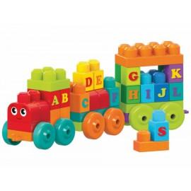 Tren de Aprendizaje ABC Mega Bloks - Envío Gratuito