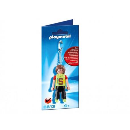 Playmobil Llavero Figura de Skateboarder - Envío Gratuito