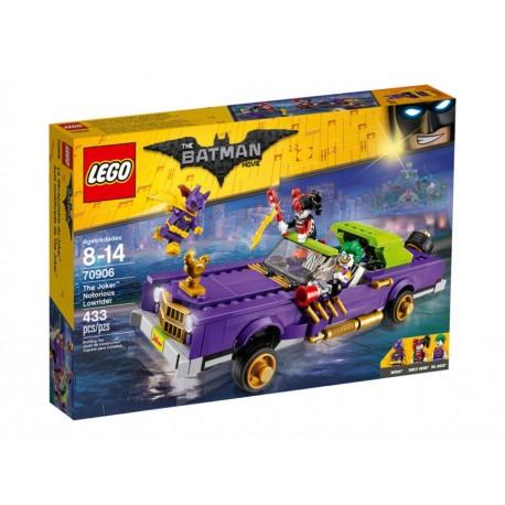 Lego Auto Modificado de The Joker - Envío Gratuito