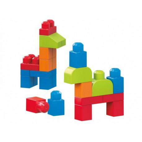 Set de Bloques Mega Bloks Vamos a Construir - Envío Gratuito