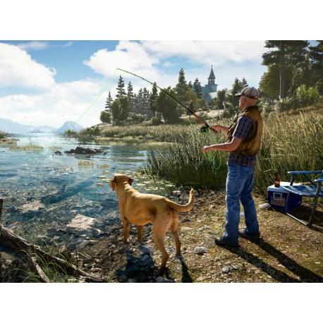 Far Cry 5 PlayStation 4 Deluxe Edition - Envío Gratuito