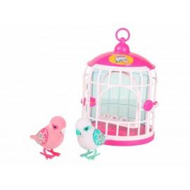 Jaula de pájaros Tweet Talking Little Live Pets - Envío Gratuito