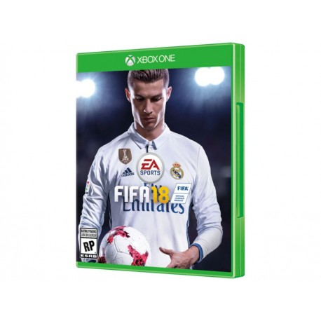 FIFA 18 Xbox One - Envío Gratuito