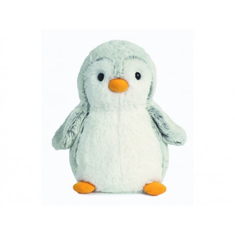 Aurora Pompom Pingüino de Peluche - Envío Gratuito