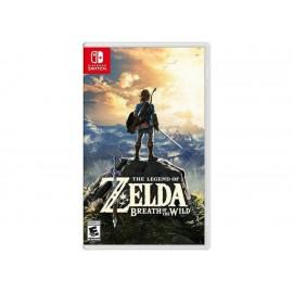 Switch The Legend of Zelda Breath of the Wild - Envío Gratuito