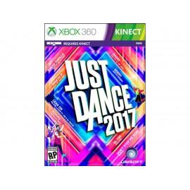 Just Dance 2017 Xbox 360 - Envío Gratuito