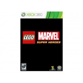 Lego Marvel Súper Héroes Xbox 360 - Envío Gratuito