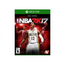 Xbox One NBA 2K17 - Envío Gratuito