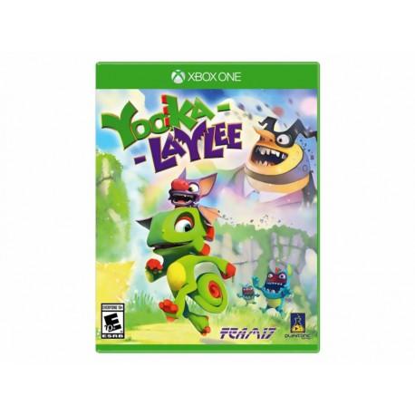 Xbox One Yooka Laylee - Envío Gratuito